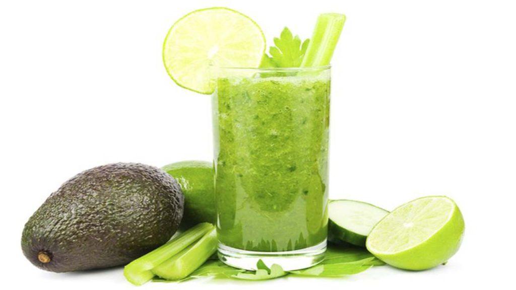 Рецепт смузи авокадо