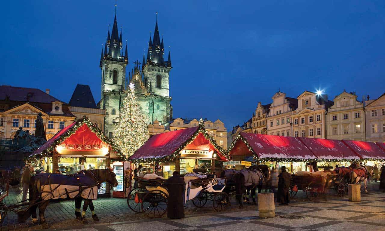 Маркетплейс в Праге