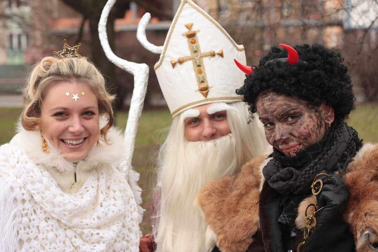 День святого Николая в Праге