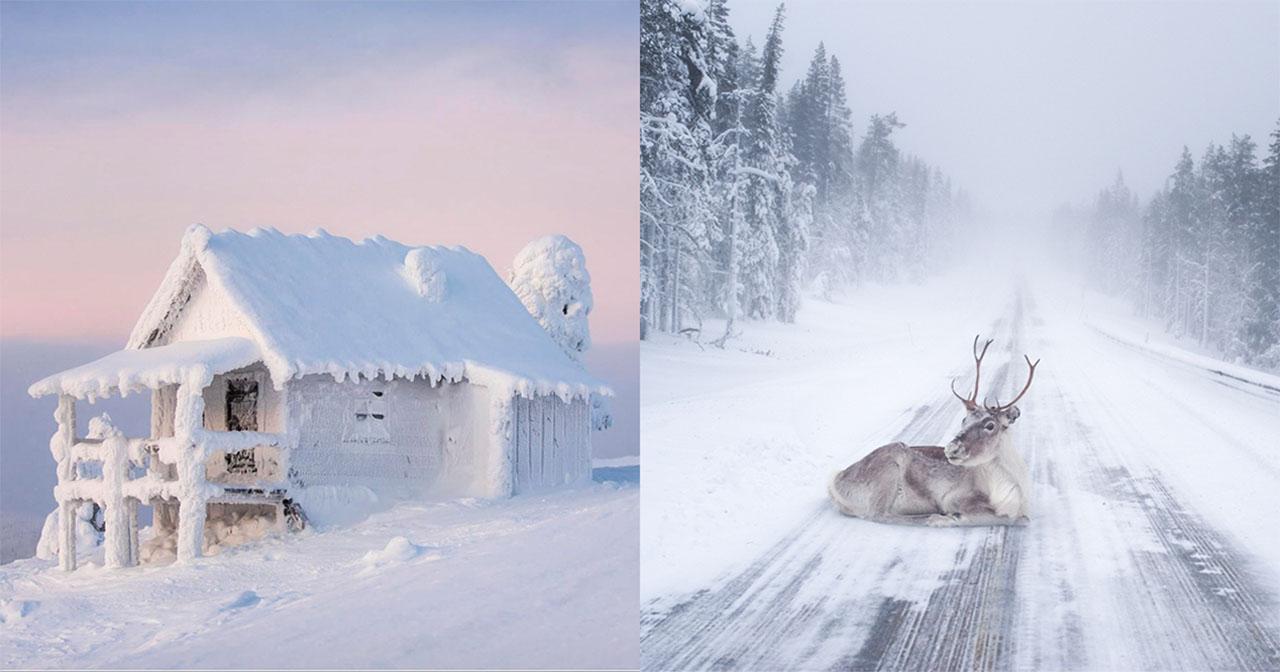 Лапландия Финляндия