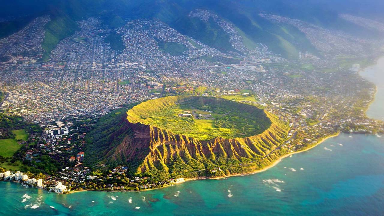 Гавайи США