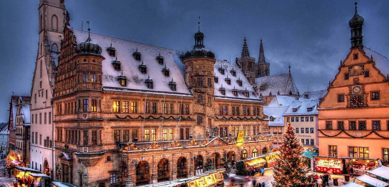 Рождественская Европа — прекрасная сказка для самых близких