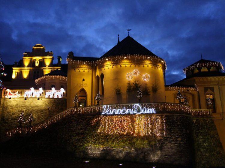 Рождественский Дом Карловы Вары